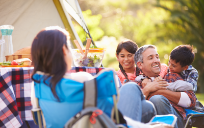 How to Rock Your Summer Vacation – Pt. 1 Camping